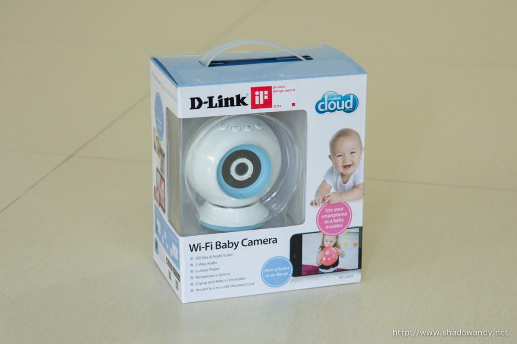 D-Link HD WiFi Baby Camera.