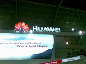 CommunicAsia 2008 - Huawei