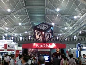 CommunicAsia 2008 - Sandisk