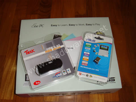 EEE PC package