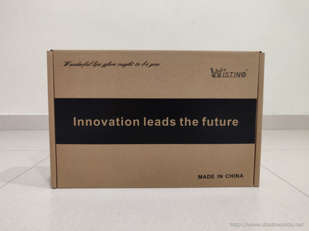 Wistino 15.6-inch IPS Portable LCD Monitor.
